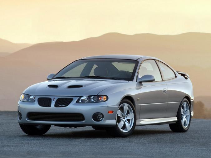2005 Pontiac GTO. X05PN_GT001