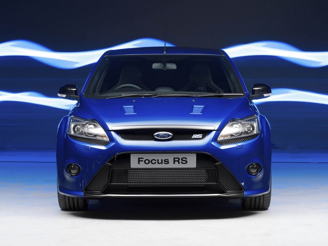 2008 New Ford Focus RS