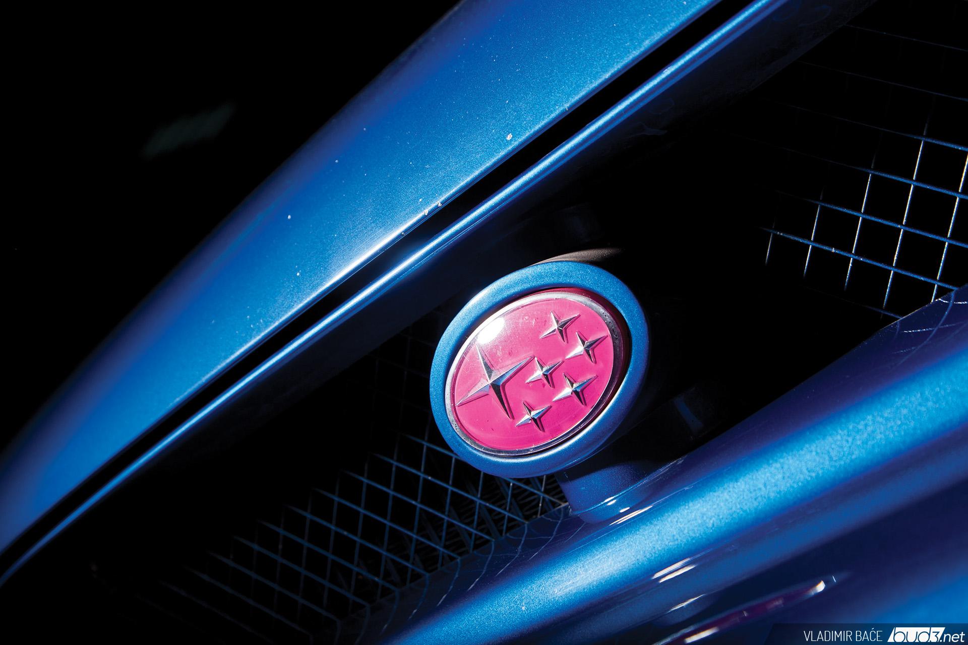 Retka Vrsta - Subaru Impreza 22B