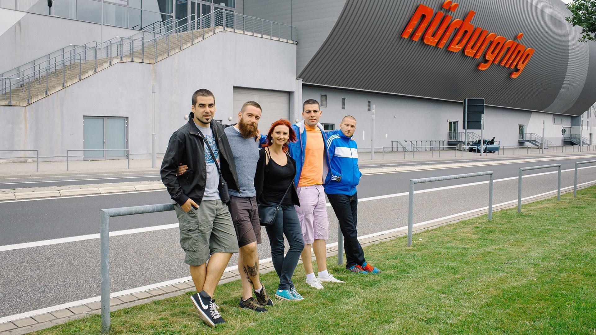 Ringeraja - Nurburgring 2016
