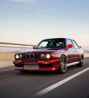 Tauzenka - BMW E30 M3