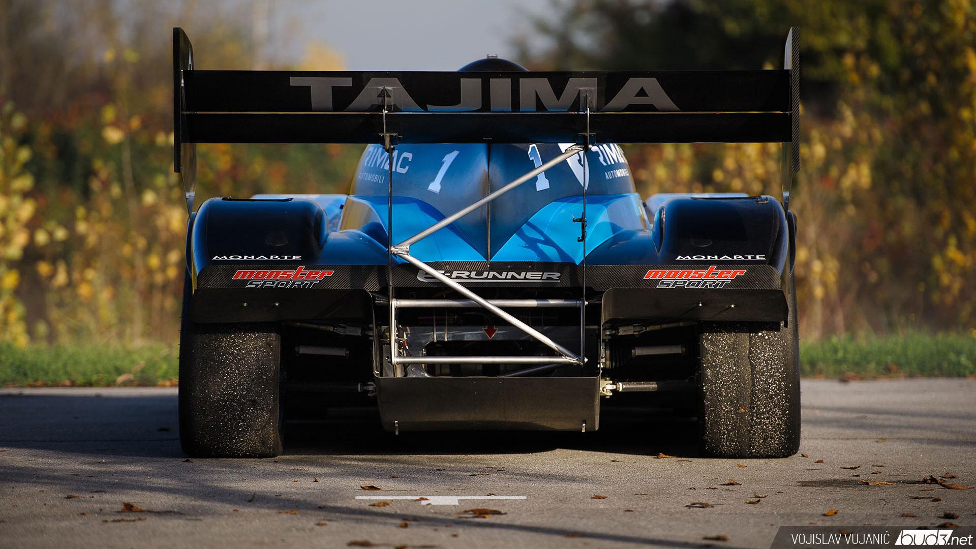 Tajima Monster Rimac - eRunner