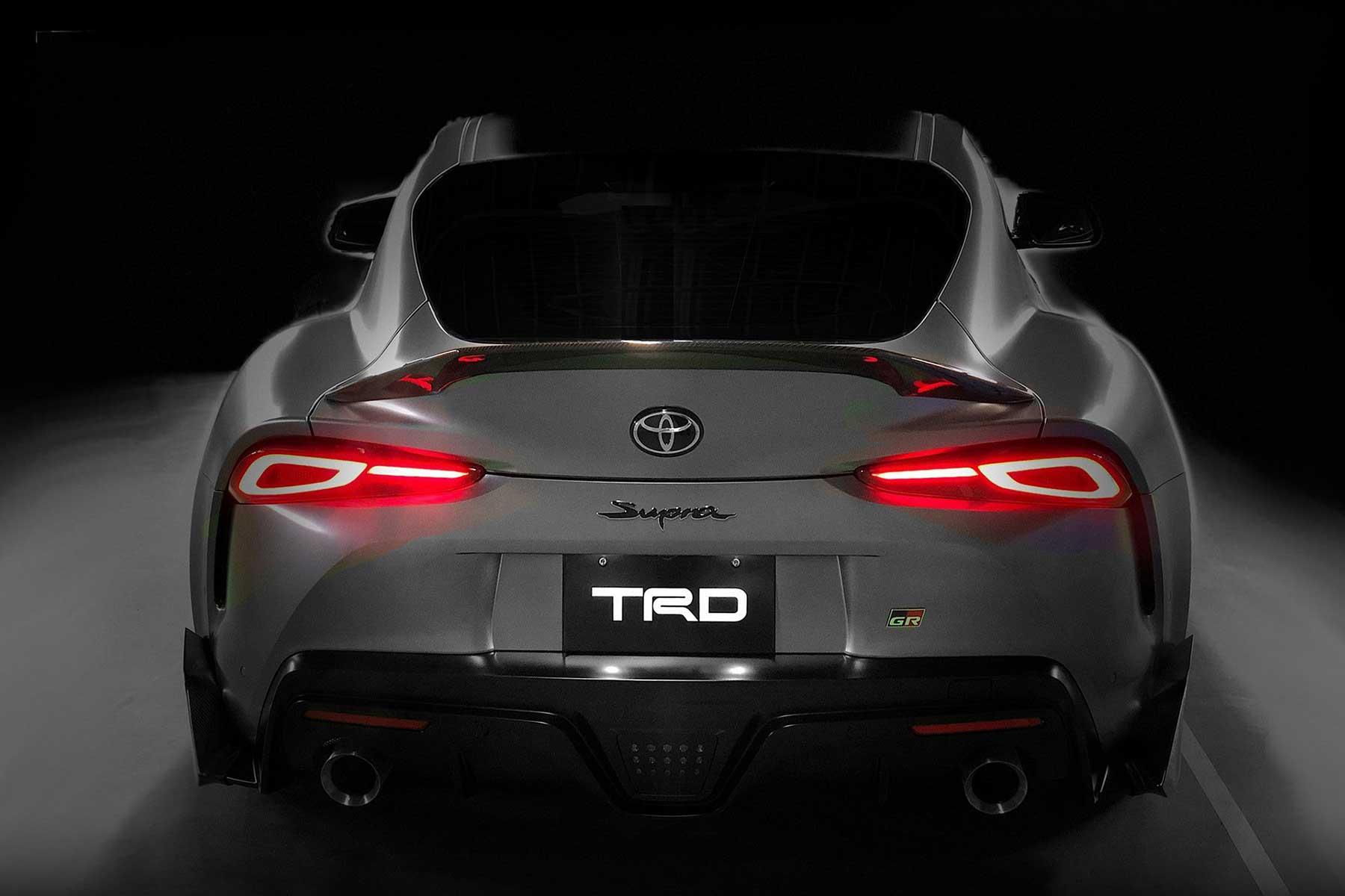 Toyota Supra TRD Concept
