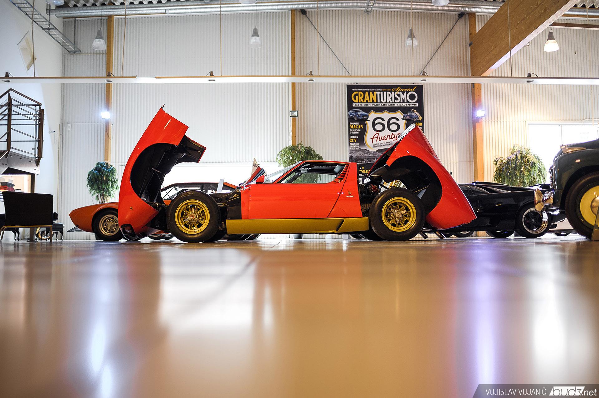 Garaža Želja - Nika Racing Sweden