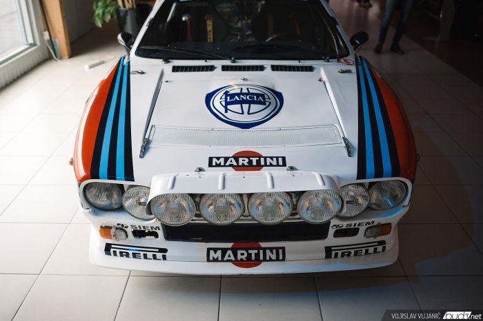 Noll Trettiotvå - Lancia 037