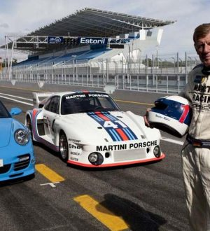 Valter Rorl prvi reli vozač u FIA dvorani slavnih