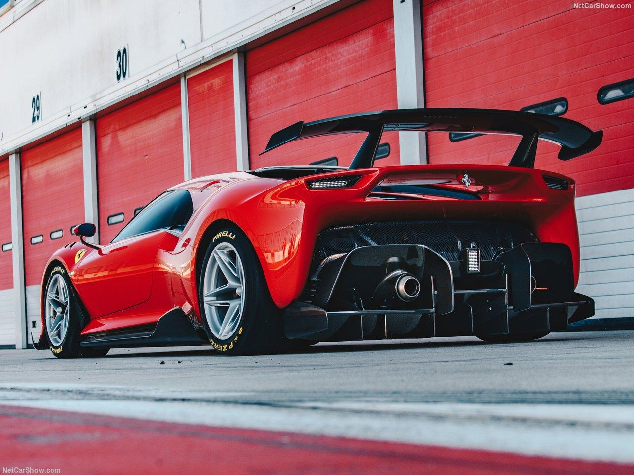 Ferrari P80/C - Jednorog iz štale crnih ždrebaca