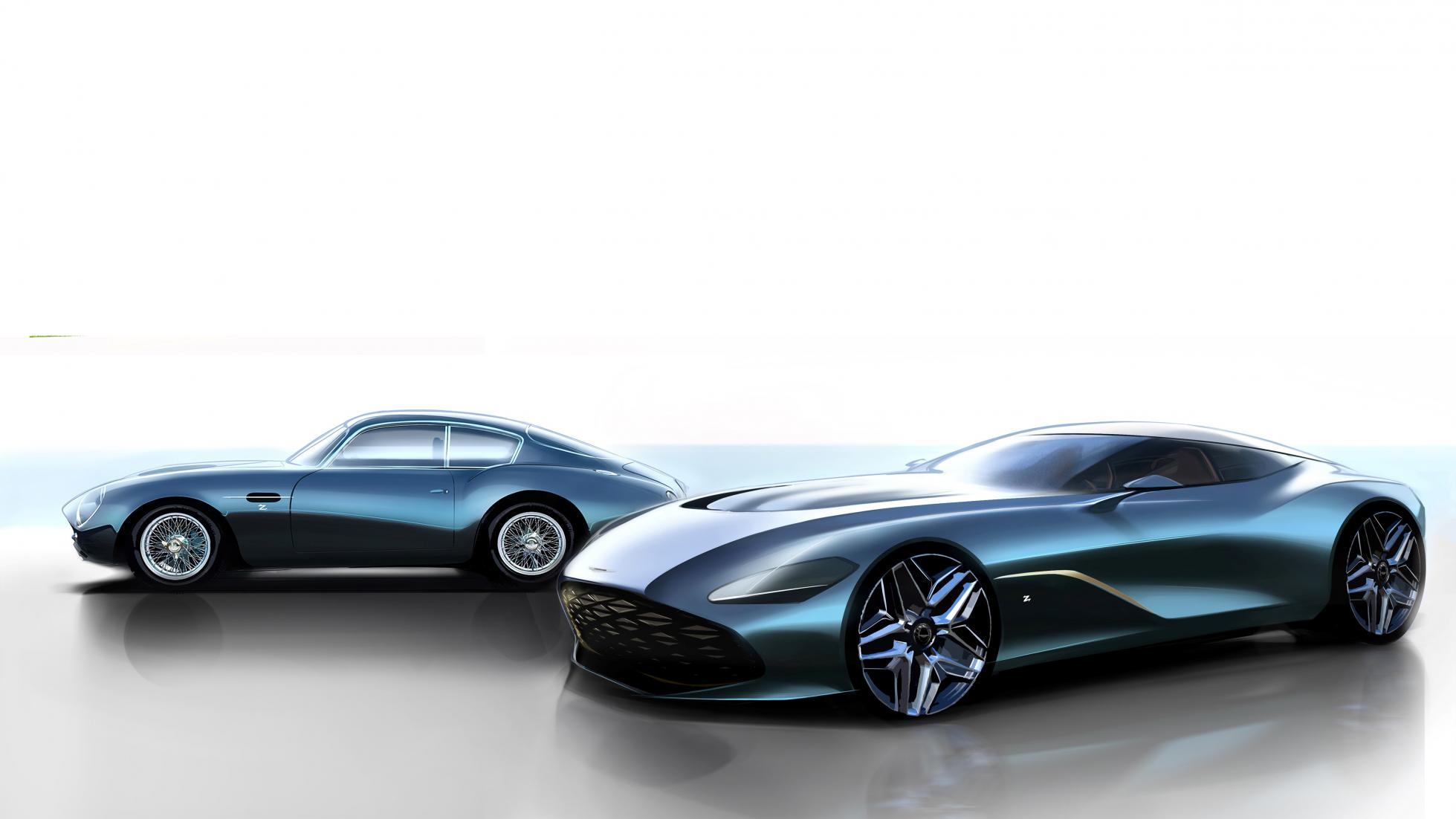 Aston Martin DBS GT Zagato - Savršenstvo na papiru