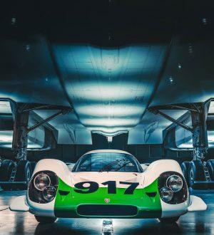 Legendarni Porše 917 upoznaje neverovatni Konkord