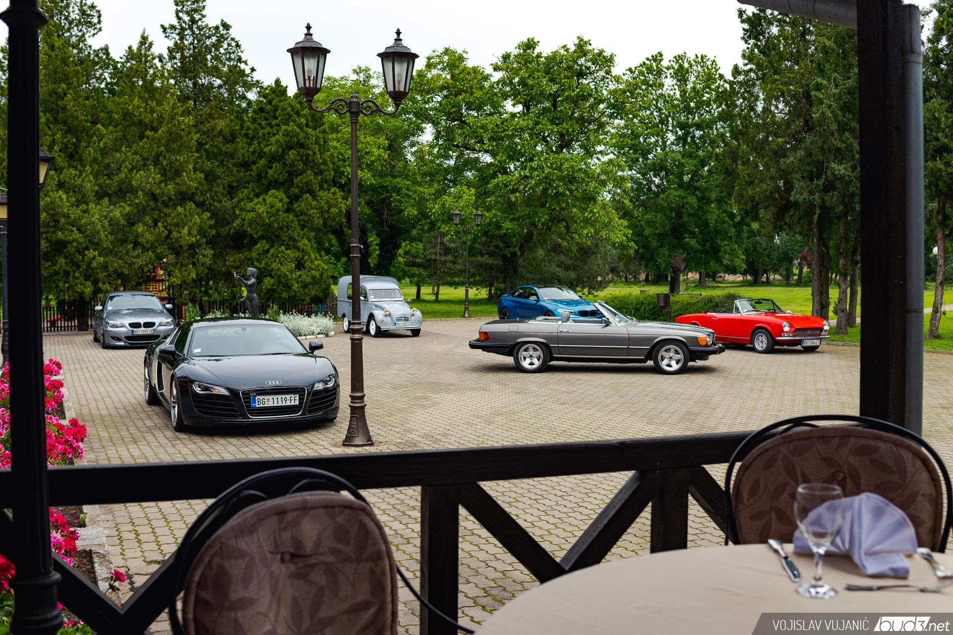 Cars & Coffee Serbia - Kaštel Ečka - Zrenjanin