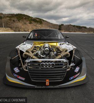 DTM Drift Audi A5