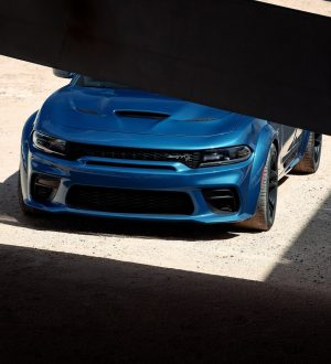 Paklena maca - Dodge Charger Hellcat Widebody