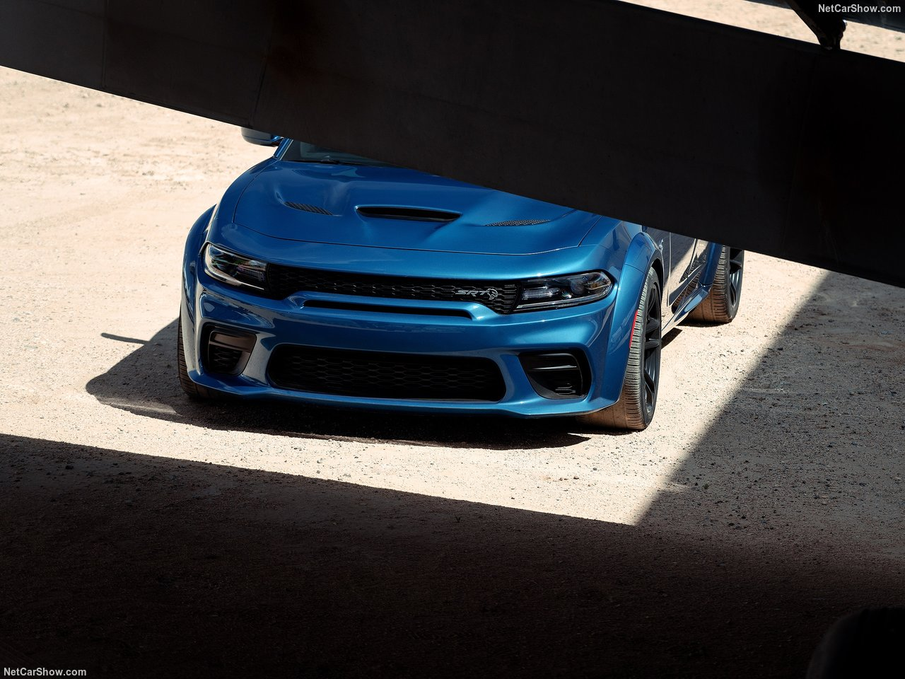 Paklena maca - Dodge Charger Hellcat Widebody