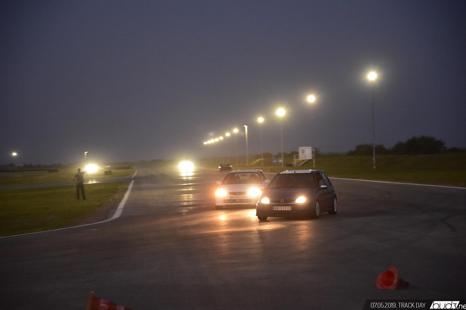 Bud3 Track Day - Jul - Večernji termin