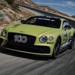 Bentley i Pikes Peak