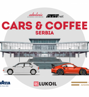 Najava za Cars & Coffee Serbia