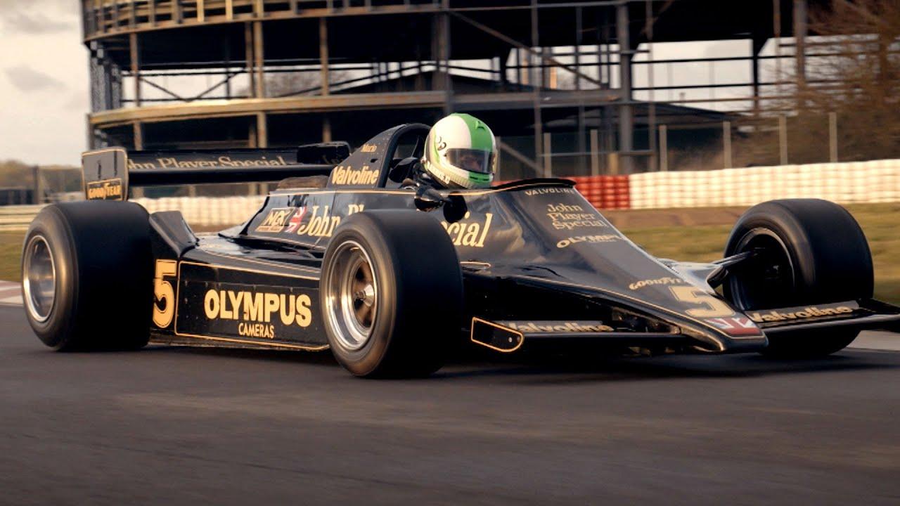 Kris Haris protiv legendarne Formule 1 - Lotus 79