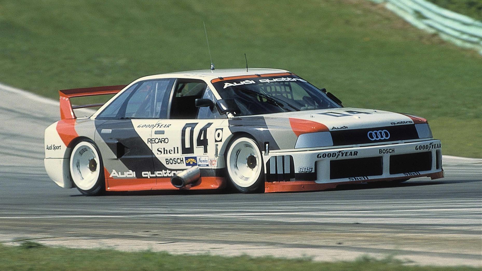 Najluđi Touring automobili svih vremena - Audi 90 Quattro IMSA