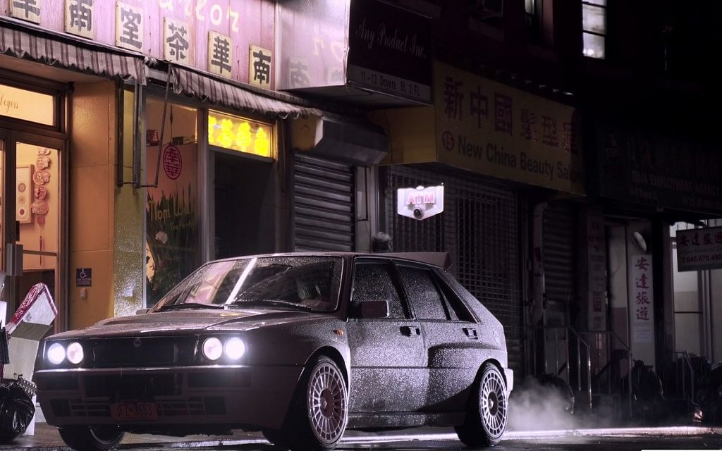 Big Apple Outlaw - Lancia Delta Integrale