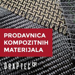 Draptec - Prodavnica kompozitnih materijala