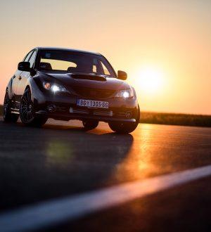 Subaru Impressa - WRX STI