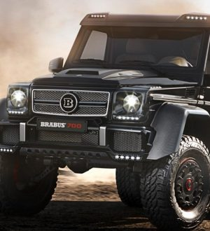 Brabus - Mercedes Tuning from Germany