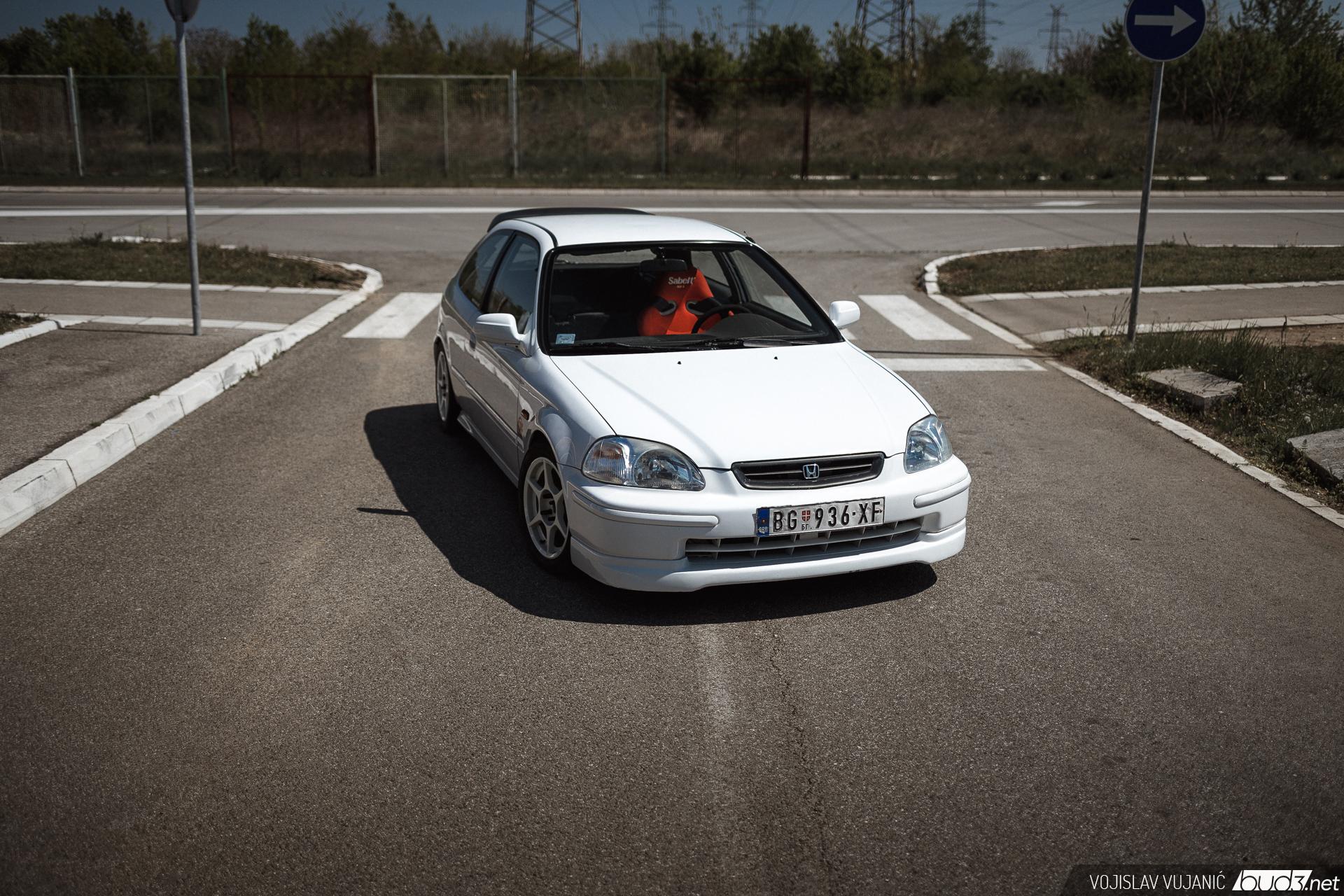 Because Race Car - Honda Civic EK4