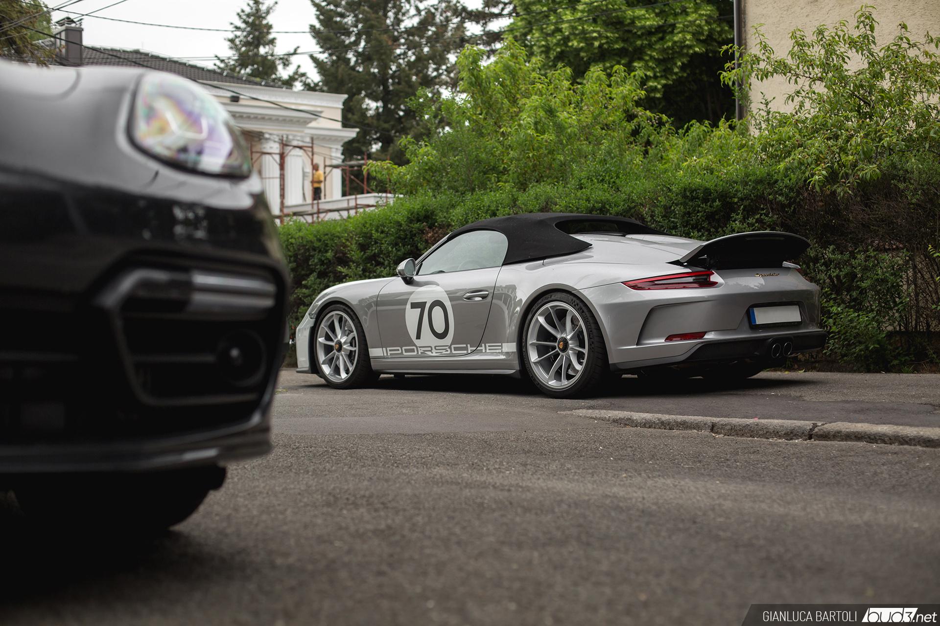 Running around... - Porsche Speedster