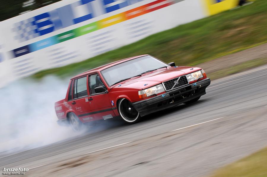 Ragnarok dolazi sa severa - Volvo drift