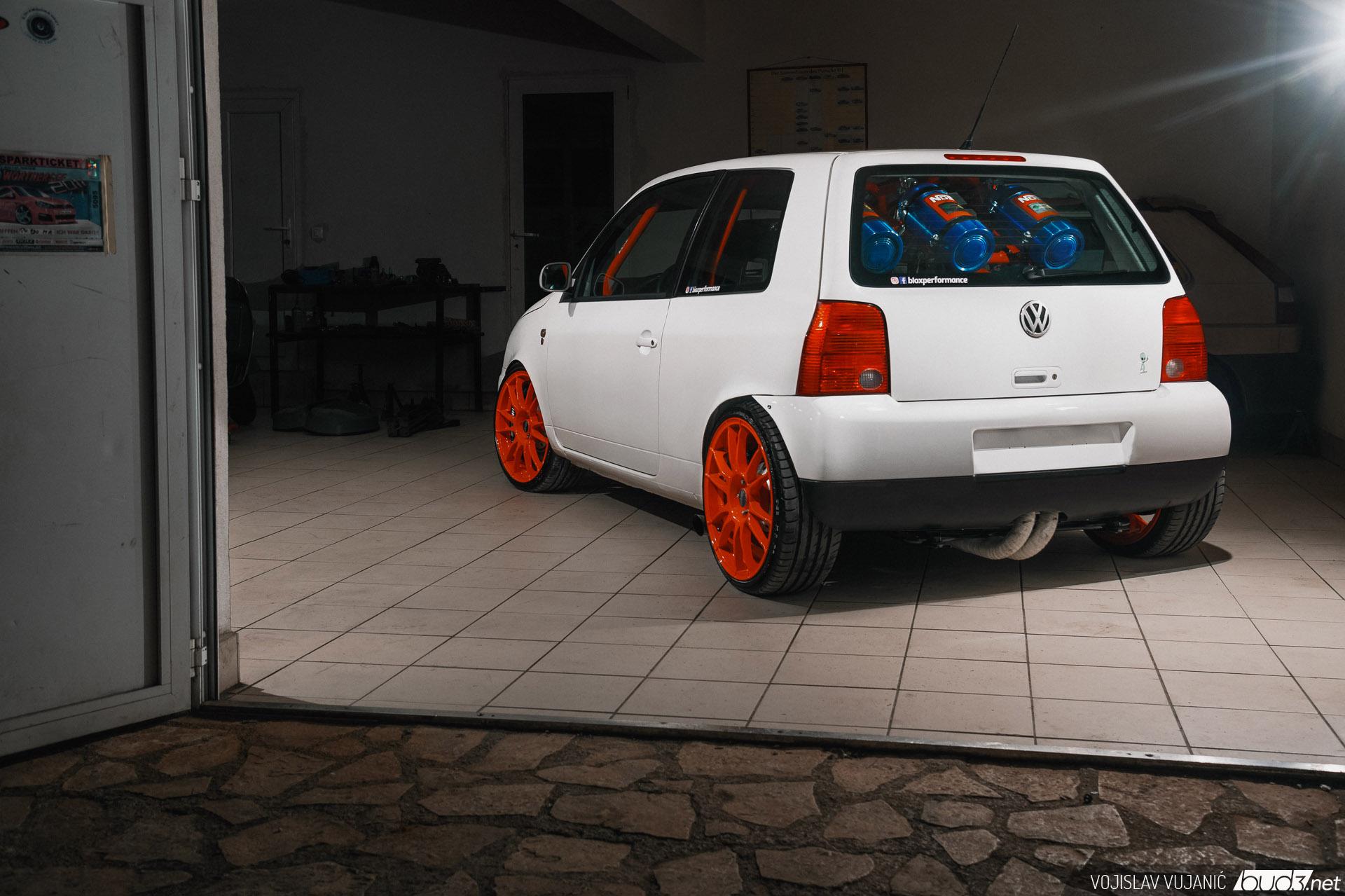 Volkswagen Lupo R64