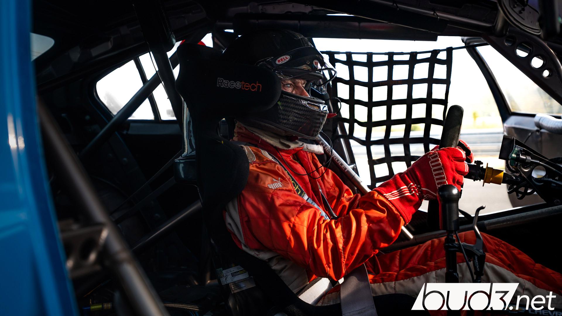 U kokpitu trkačkog automobila sa Zoranom Kastratovićem
