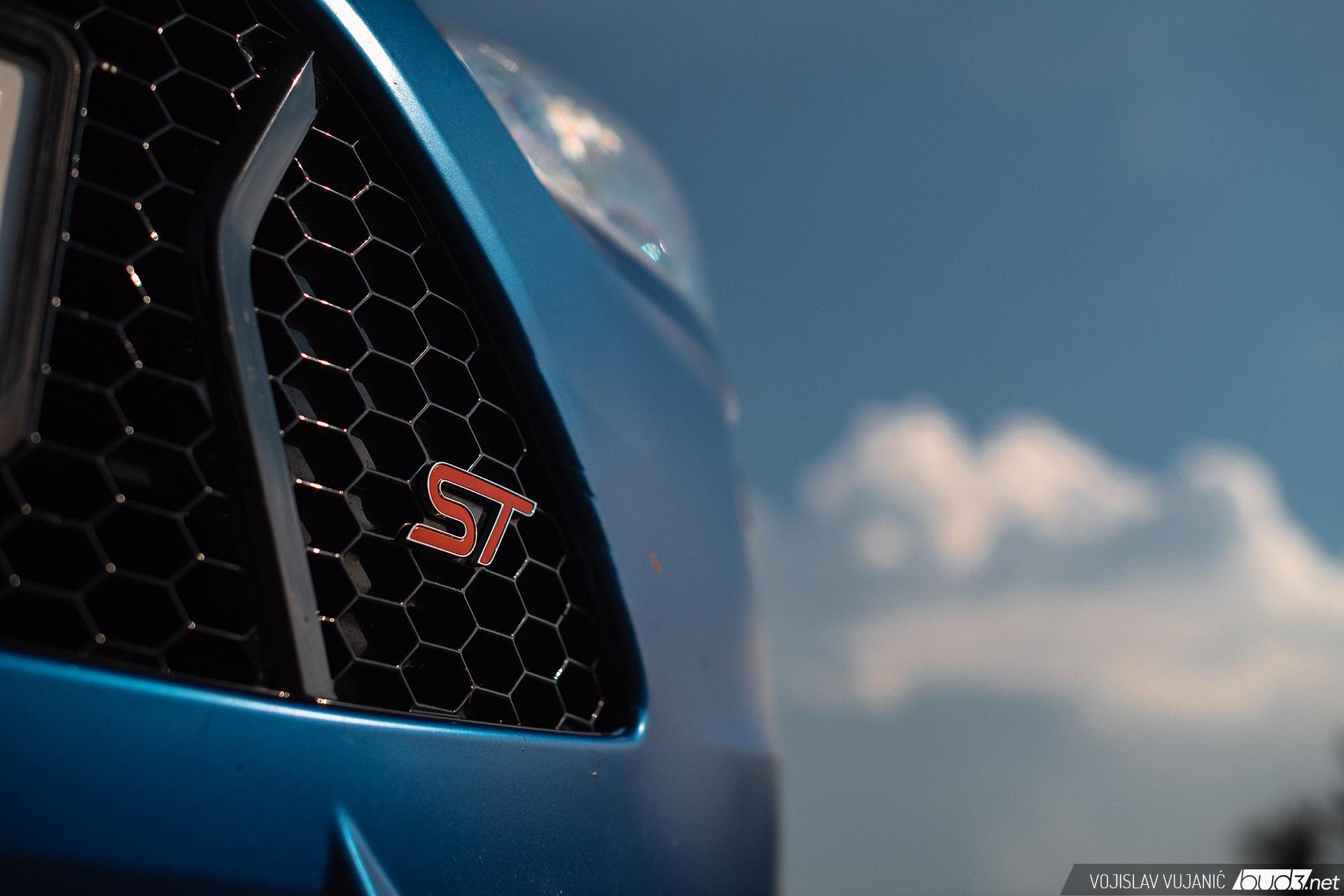 Fokusiran - Ford Focus ST